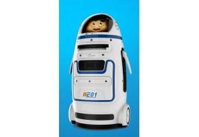 小胖家庭服务型机器人
